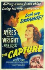 The Capture 1950 DVD - Lew Ayres